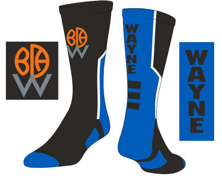 2017 Socks