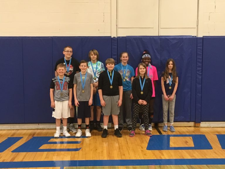 Regionals Medalists