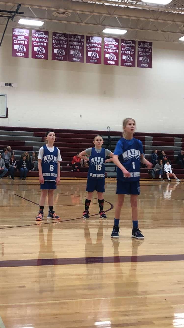 5th Grade Girls -Arlington 2
