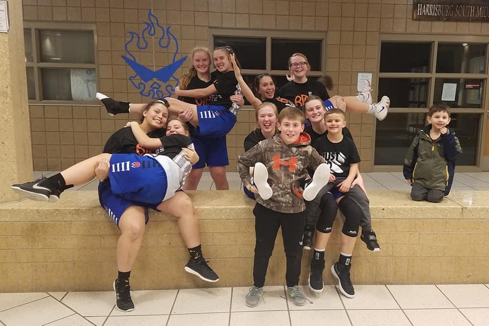 8th Grade Girls - Sioux Falls 2