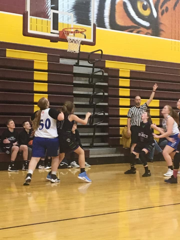 8th Grade Girls - Sioux Falls 6