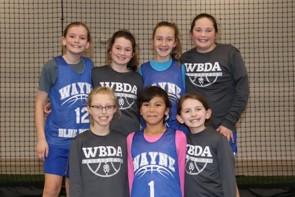2020 5th Grade Girls